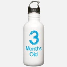 3 Months Old Baby Mile Water Bottle