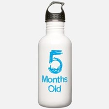5 Months Old Baby Mile Water Bottle