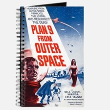 Plan 9 From Outer Space Poster Journal