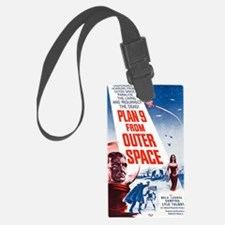 Plan 9 From Outer Space Poster Luggage Tag