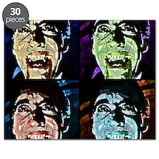 Dracula Pop Art Puzzle