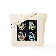 Dracula Pop Art Tote Bag