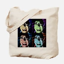 Dracula Pop Art Tote Bag