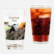 Crochet Zoo Drinking Glass
