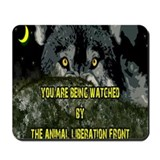 Animal liberation front Classic Mousepad