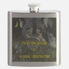 You are being watched! Flask