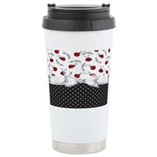 Little Ladybugs Travel Mug