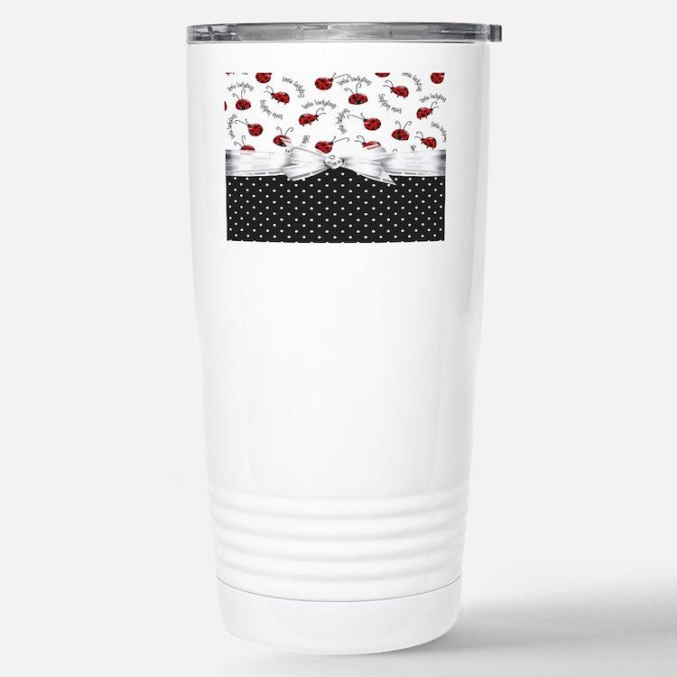 Little Ladybugs Travel Mug