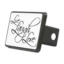 Live, Laugh, Love Hitch Cover