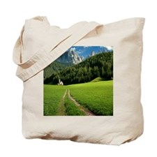 Church in Valley Tote Bag
