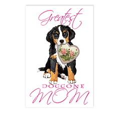 Berner mom1 Postcards (Package of 8)