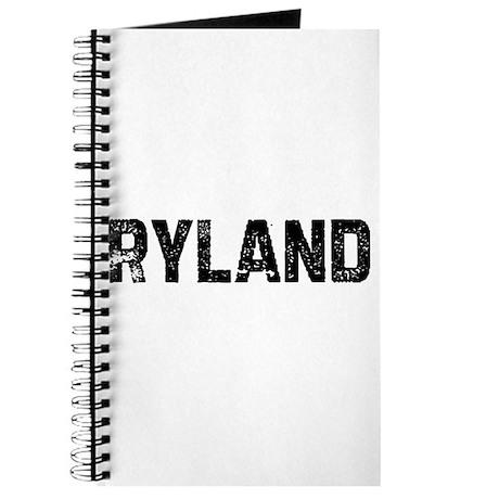 Ryland Journal