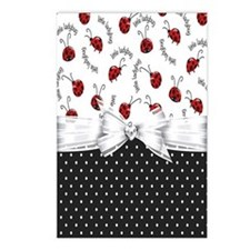 Little Ladybugs Postcards (Package of 8)