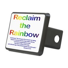 Reclaim the Rainbow Hitch Cover