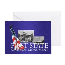 firststate1 Greeting Card