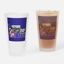 firststate1 Drinking Glass