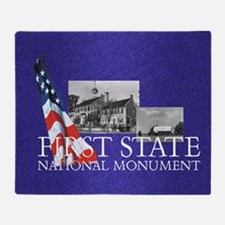 firststate1 Throw Blanket