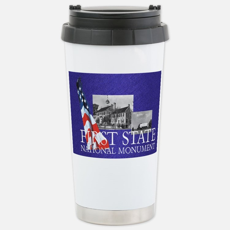 firststate1 Stainless Steel Travel Mug