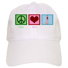peacelovefashionwh Baseball Cap