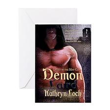 Demon Laird Greeting Card