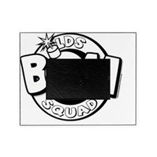 LDS BOM Squad - Black and White - Bo Picture Frame