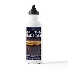 Book 1 - Portrait Water Bottle