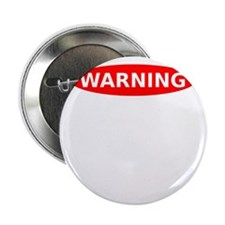 """May Contain Spiders 2.25"""" Button"""