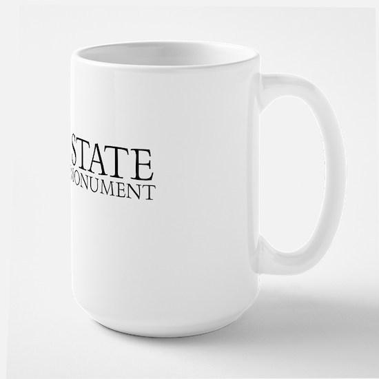 firststatecap Large Mug