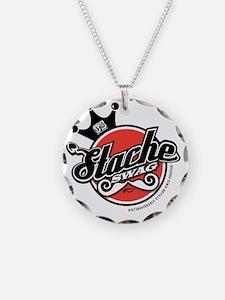 Cheststache Stache Swag T-Sh Necklace