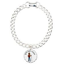 Girl Hiker Bracelet