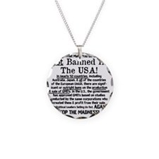 Not Banned In The USA! Necklace