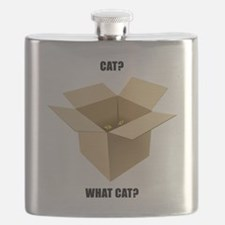 Cat? What Cat? Flask