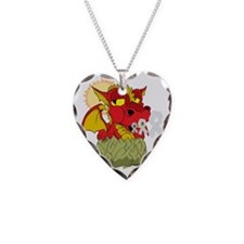 HIV/AIDS Baby Dragon Necklace