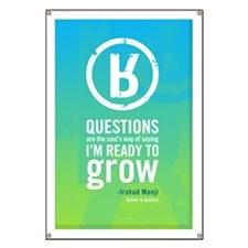Large Ready To Grow Poster Banner