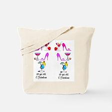35TH CHICK Tote Bag