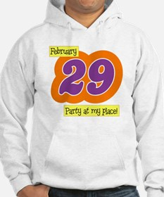 Party at My Place Hoodie