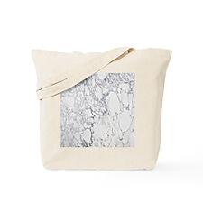 Marble Tile Tote Bag
