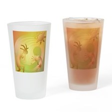 Planting Seeds Drinking Glass