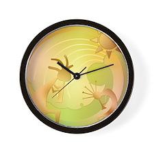 Planting Seeds Wall Clock
