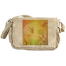 Planting Seeds Messenger Bag