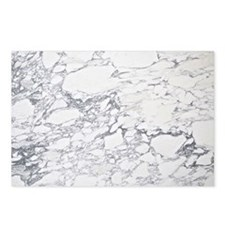 Marble Throw Postcards (Package of 8)