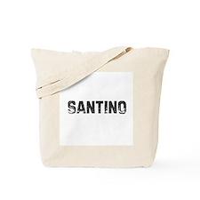 Santino Tote Bag