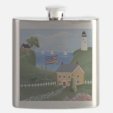 Hidden Cove Flask