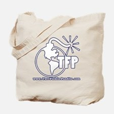 Two Fuckin Pundits Logo Tote Bag