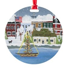 Christmas in Annapolis Ornament