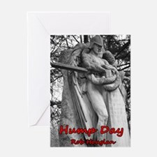 HumpDay Greeting Card