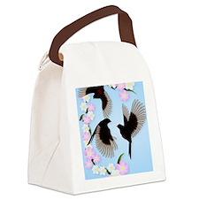 Toiletries Three Sparrows Canvas Lunch Bag