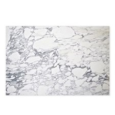 Framed Marble Poster Postcards (Package of 8)