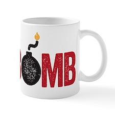 da bomb Mug