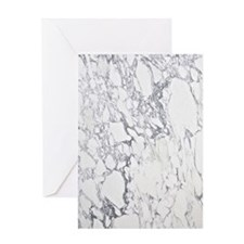 Marble Note Greeting Card